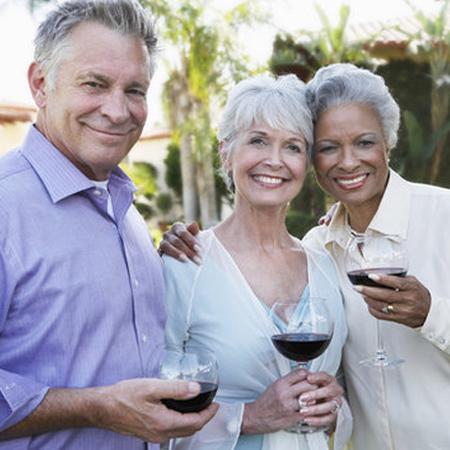 Increase Longevity Amazing Ways Red Wine Improves Your Wellness